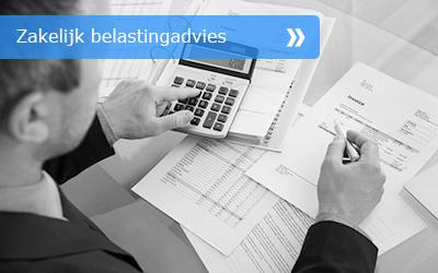 Zakelijk belastingadvies